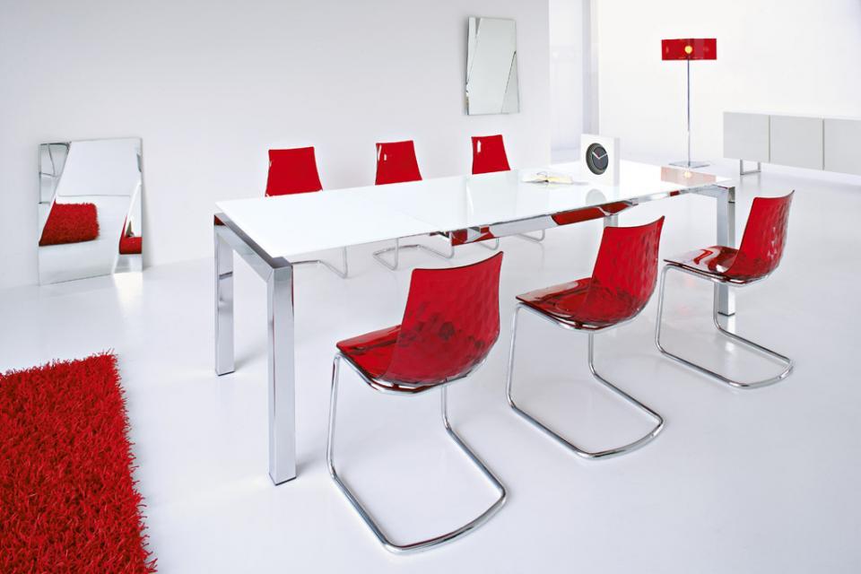 Sedie Rosse Ikea : Sedie rosse ikea u idee di immagini di casamia